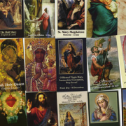 Printed Iconography Image Cards