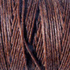 4 ply Irish Waxed Linen Thread/Cord 10 yds Walnut