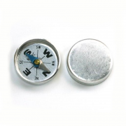 Aluminum Compass 16.3mm 1/pk