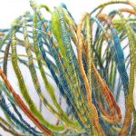 Wooly Wire - Green Tango - 3 FT