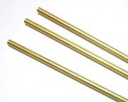 Brass Rod 1/16 x 1 ft (1 rod)