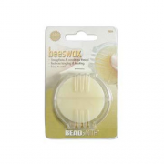 Beeswax Thread Conditioner with holder