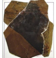 Mica Tile Medium Pieces 1-Ounce, Approx 5 x 5 inch