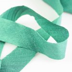 "Silk Ribbon Bias Cut - 3/4"" Angean"
