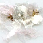 Mica Flakes 1 oz Jar Mother of Pearl