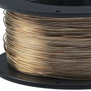 Bronze Wire, 24 gauge (25 ft)