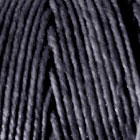 4 ply Irish Waxed Linen Thread/Cord 10 yds Charcoal