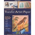 Transfer Artist's Paper Book w/ Paper Combo