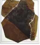 Mica Tiles-Grand Effects, 2 1/2 Ounces, Approx 2 Large Tiles