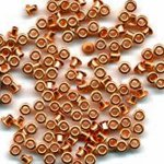 "1/16"" COPPER Micro Eyelets Short"