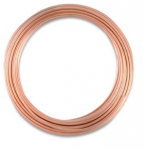 Copper Wire, Round, 10 Gauge, 10ft