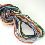 2mm Silk String Bundles Hand Dyed Going Camping Bundle