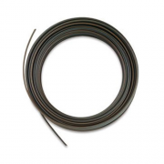 Dark Annealed Steel Wire, 24 Gauge, 100 ft