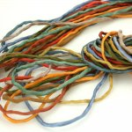 2mm Silk String Bundles Hand Dyed Marrakesh Bundle