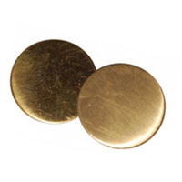 Brass Blanks- Discs and Shapes