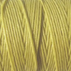 4 ply Irish Waxed Linen Thread/Cord 10 yds Country Yellow